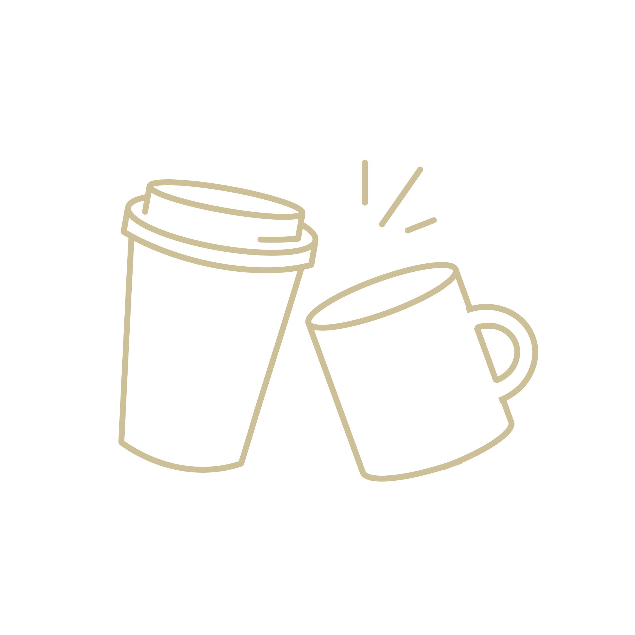Perk-cups