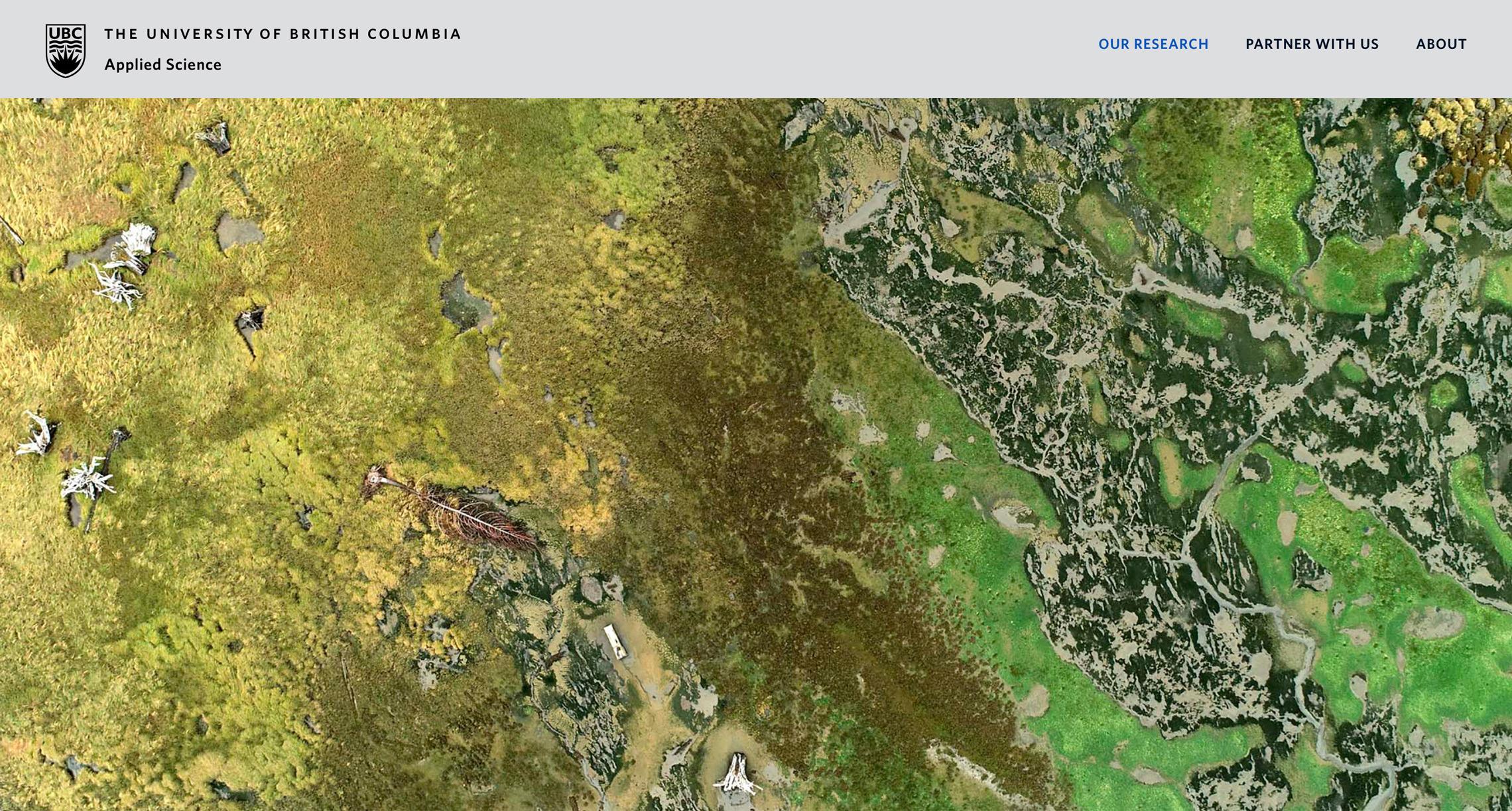 UBC-research-web